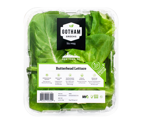 Soft and buttery-textured, our butterhead leaves are sweet and succulent. This delicacy of lettuces is terrific in salads and sandwiches. Also known as Boston orBibb, this delicate, tender lettuce is an excellent source of potassium. Simply delicious.