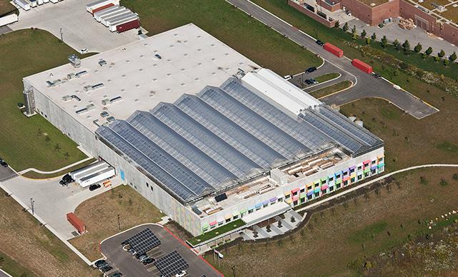 Our Farms Gotham Greens Premium Quality Locally